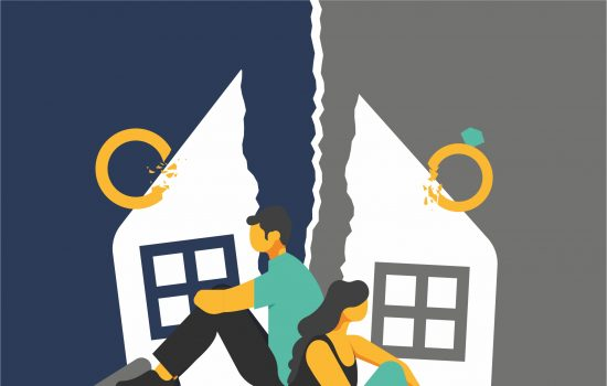 Divorce and housing